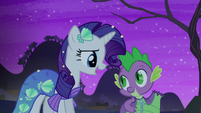 Rarity --we can all have a fabulous time together-- S5E21