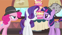 Rarity not to S2E24