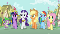 """Rarity singing """"Pinkie Pie is in trouble"""" S03E13"""