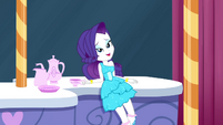 Rarity taking a tea break SS1