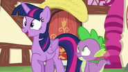 S06E22 Podekscytowana Twilight