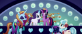 Sassy and Coco join Rarity and Twilight MLPTM.png