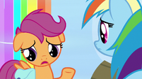 Scootaloo -I'd be the best at anything- S7E7