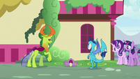 "Spike ""is about to begin!"" S7E15"