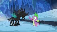 Spike --it is!-- S6E16