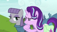 Starlight remembers Maud from somewhere S7E4
