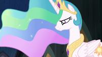 Stern Princess Celestia S4E2
