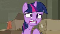 Twilight --let me organize it!-- S6E9