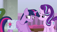 Twilight considers sending students home S8E25