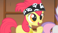 Apple Bloom's report S1E18