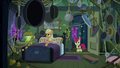 Applejack's booby-trapped bedroom S6E15.png