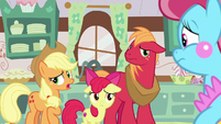Applejack -all that stuff happened before- S7E13