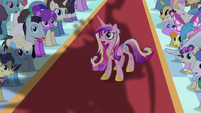 Cadance shadowed over S02E26