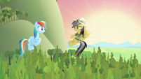 Daring Do -I've got a book to finish- S4E04