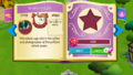 Featherweight album page MLP mobile game.png