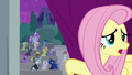 "Fluttershy ""ponies are taking their seats"" S8E7.png"