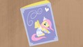 Fluttershy magazine cover S1E20.png