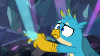 Gallus touches yet another blue light S8E22