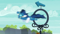 High Winds flying through a practice ring S7E21.png