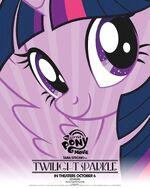 MLP The Movie Twilight Sparkle '2weeks' poster