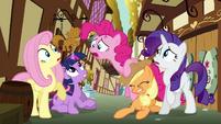 Pinkie Pie 'Help me-' S3E07