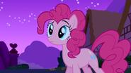 Pinkie Pie reaction shot S3E13