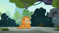 Puckwudgie appears before the Young Six S8E2
