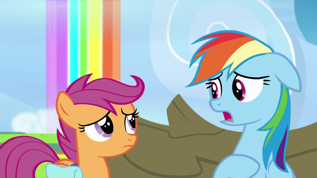 """File:Rainbow Dash """"I wasn't the best at everything"""" S7E7.png"""
