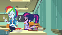 "Rainbow Dash ""read whatever you want"" EGDS22"