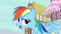 Rainbow Dash -a bunch of boring hooey- S7E18