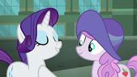 Rarity -I can always make another- S5E16