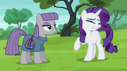 Rarity about to spill the beans S6E3