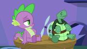S05E05 Spike jako ekspert od gadów