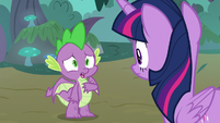 Spike -I wish I could stop it- S8E11