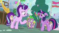 "Starlight Glimmer ""entertain them both"" S7E15"