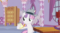 Sweetie Belle hey over here S2E23