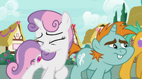 Sweetie hoping Snips and Snails say no S8E10
