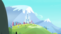 The Crystal Empire in the distance S4E24.png