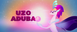 Trailer promo shot of Queen Novo MLPTM