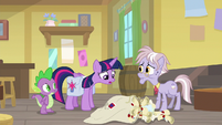 """Twilight """"you told me to take care of"""" S9E5"""