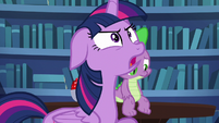 "Twilight Sparkle ""while I was away"" S5E22"