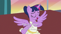 Twilight Sparkle -I'm still home- S7E10