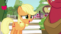 Young Applejack --that's right-- S6E23