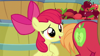 """Apple Bloom """"glad we solved the mystery"""" S9E10"""