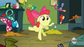 Apple Bloom mouth error S3E4.png