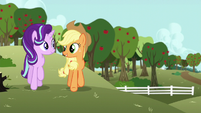Applejack --I have just the pony for you-- S6E6