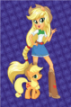 Applejack Equestria Girls design.png