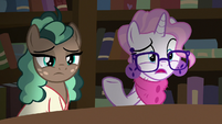 "Bookstore Pony 1 ""whispering with all of us"" S8E8"