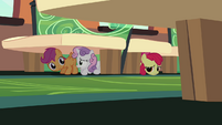 CMC hiding -there has to be a better solution- S03E11