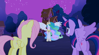 Celestia -she is a princess- S3E13